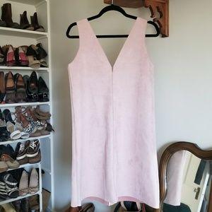 NWT  - Zara Sueded Dress